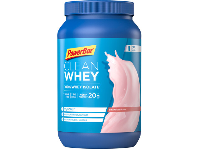 PowerBar ProteinPlus Whey Isolate 100% Confezione 570g, Strawberry